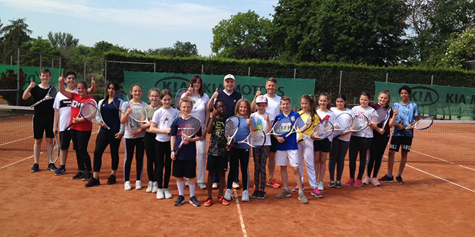 Schnuppertraining Softtennis